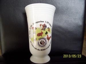 """Vase für """"Jugendeuropameister"""""""