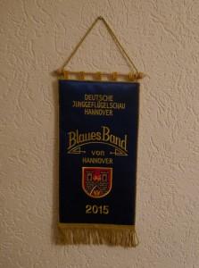 Blaues Band 2015